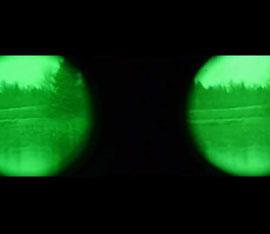 binoccoli per la visione notturna